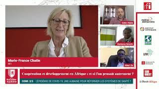 La Covid-19, une aubaine pour réformer les systèmes de santé d'Afrique ? - webinar