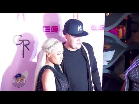 Blac Chyna sex tape leaks online | Daily Celebrity News | Splash TV