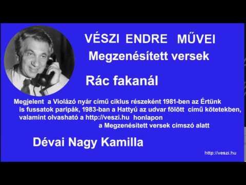 Vészi Endre és Dévai Nagy Kamilla: Rác fakanál