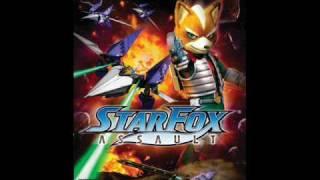 sweet vgm 58 star fox assault menu