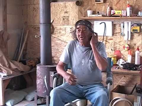 Floyd Collins - Western Shoshone Oral History