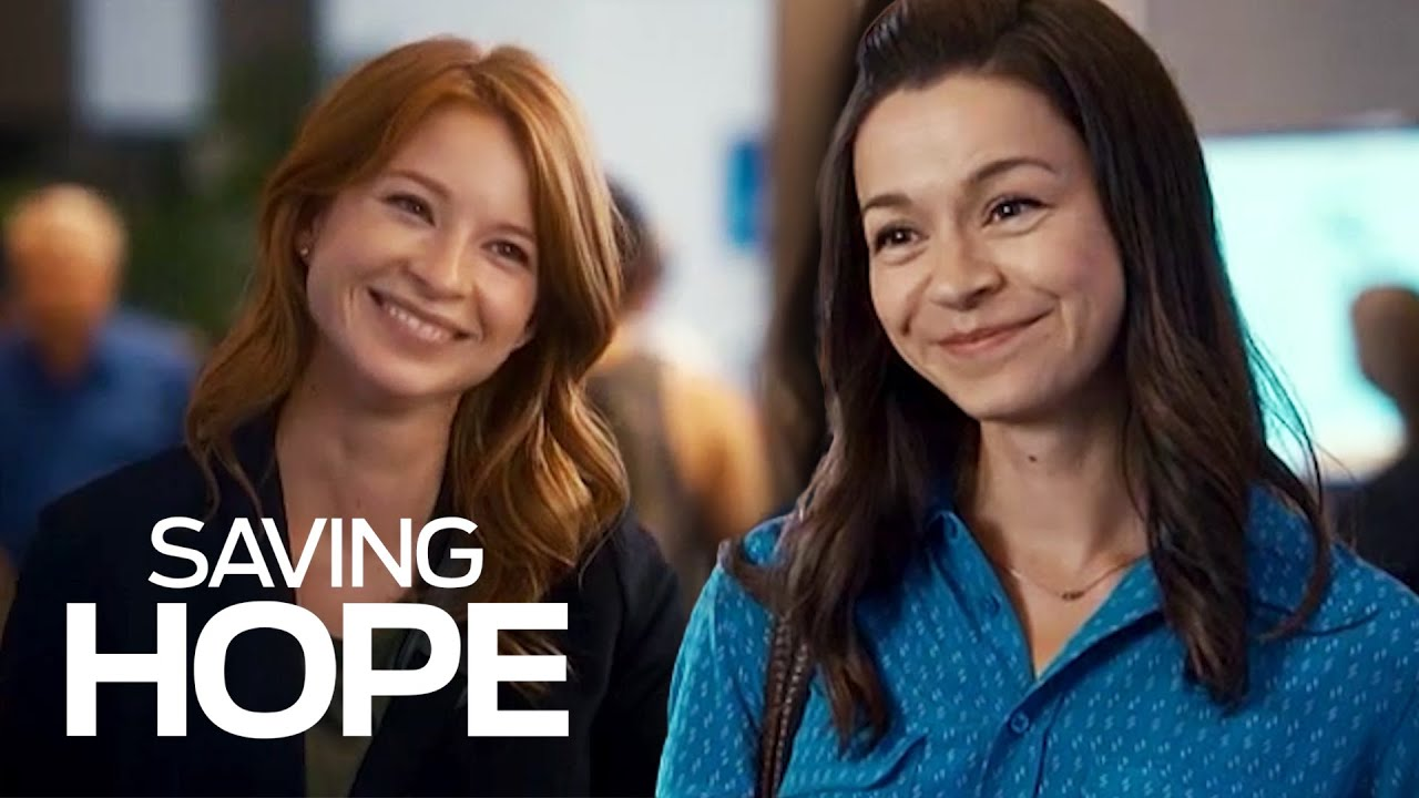Download Maggie and Sydney Take The Leap Of Faith! | Saving Hope