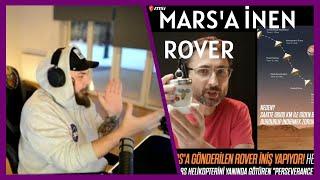 Elraenn - Barış Özcan Perseverance Rover Mars'a başarıyla indi! İzliyor