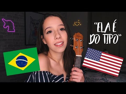 TRADUZI UM FUNK PRO INGLÊS 😱 | Ela É Do Tipo – Kevin O Chris (English Version)