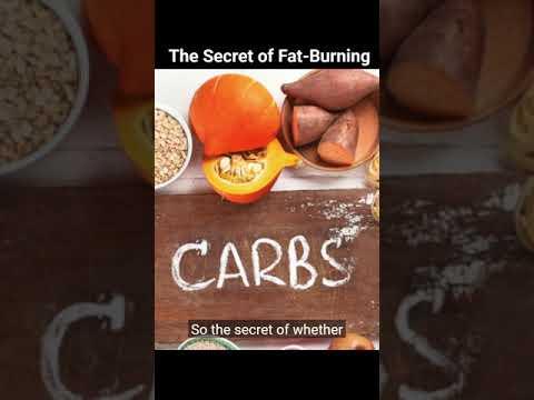 The Secret of Fat Burning