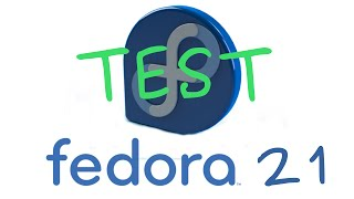 Test de Fedora 21 avec le bureau Gnome Shell qui me laisse sur ma faim !!!