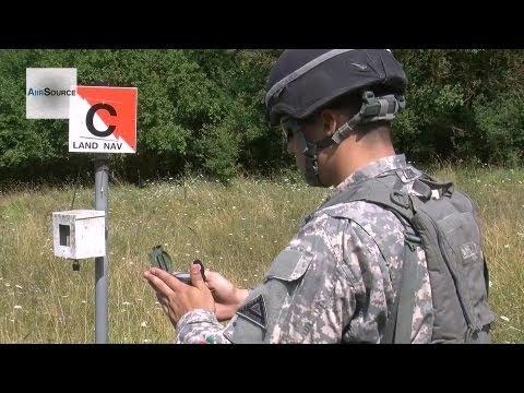 U.S. Army Expert Infantryman Badge - Land Navigation