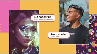 Create Change Episode 2: Creativity in the Age of Social Media with Alaina Castillo & Jesus Morales