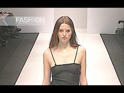 A.A MILANO Fall 1999 2000 Milan - Fashion Channel