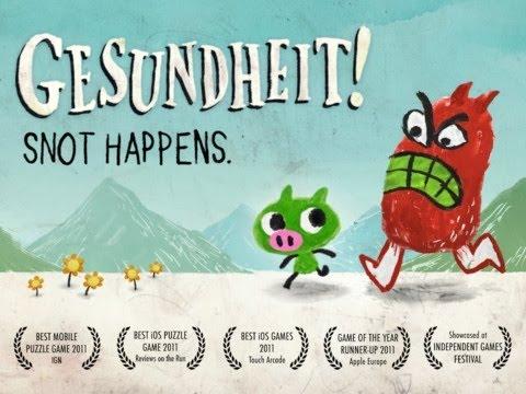 Gesundheit! Android & iOS Walkthrough Unlocked Level GamePlay Trailer
