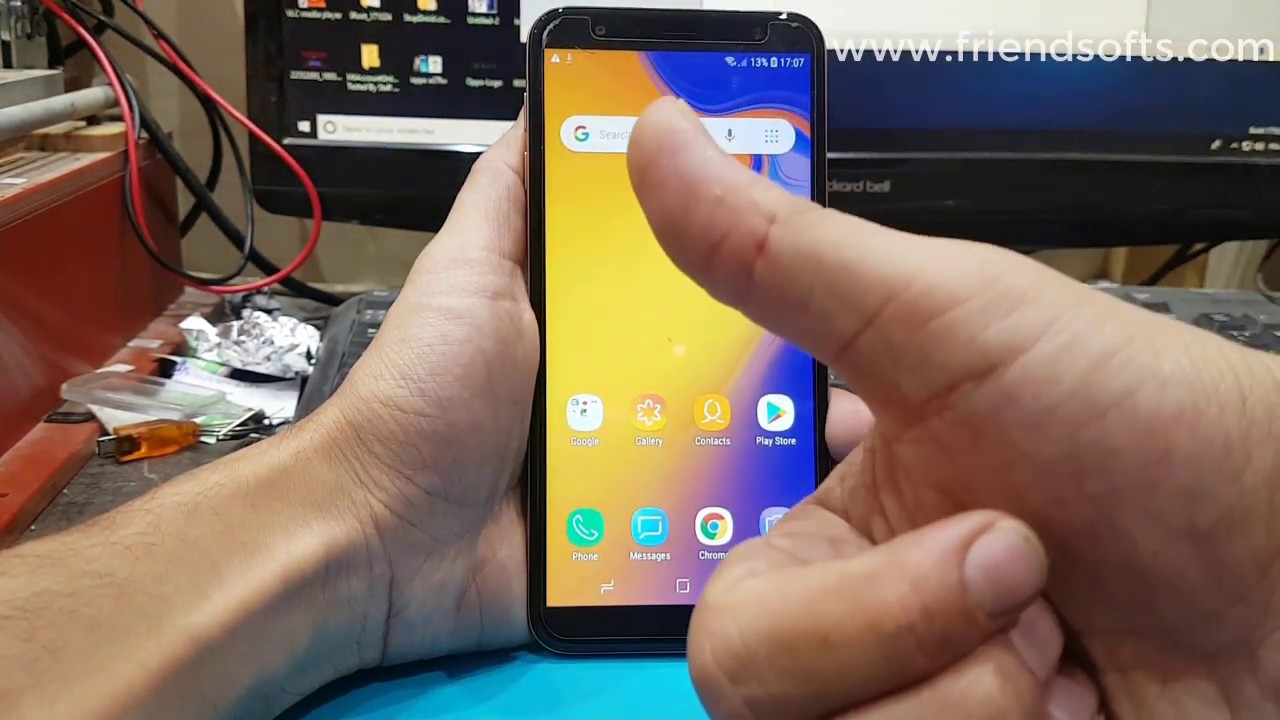 Samsung Galaxy J4 Core J410f Frp Lock Google Account Bypass