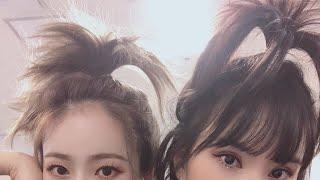 여자친구 (GFRIEND) - Eunha (은하) & SinB (신비) | Eunbi Line Compila…