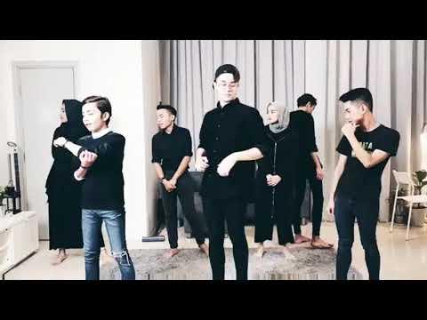PANAMA DANCE BY FAIZ ROSLAN AMD FRIEND 👬