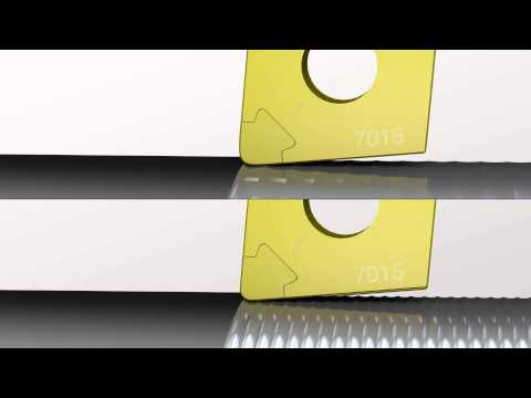 Tips film: Choose the right geometry for hard part turning - Sandvik Coromant