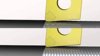 Tips film: Choose the right geometry for hard part turning - Sandvik Coromant