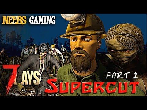 7 Days To Die Episodes 1 - 26 (Part 1) Cinematic Gameplay Series