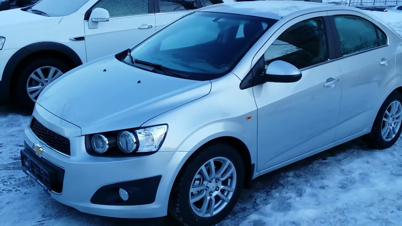 New Chevrolet Aveo 2016 A Detailed Overview Of The Interior