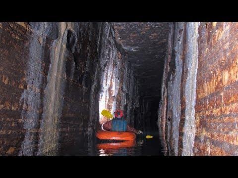Une caverne au cœur de Montréal