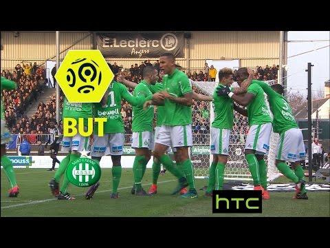 But Florentin POGBA (59') / Angers SCO - AS Saint-Etienne (1-2) -  / 2016-17