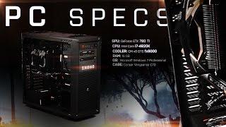 MY PC SPECS! - xHoHo's PC