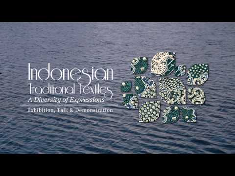 Indonesian Traditional Textiles: A Diversity of Expressions