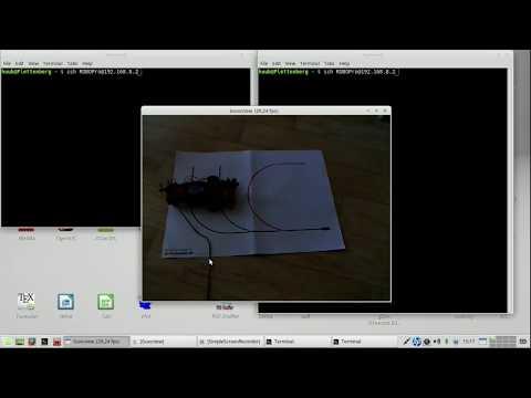 fischertechnik TXT controller : Discovery #70 - Firmware, wifi, sonar, sensors, Python, distance