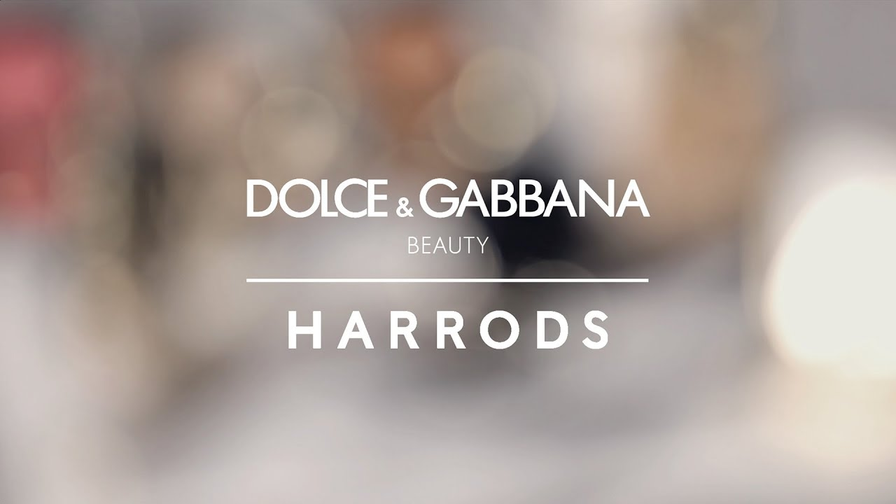 Dolce & Gabbana Beauty How-To : Timeless Glamour