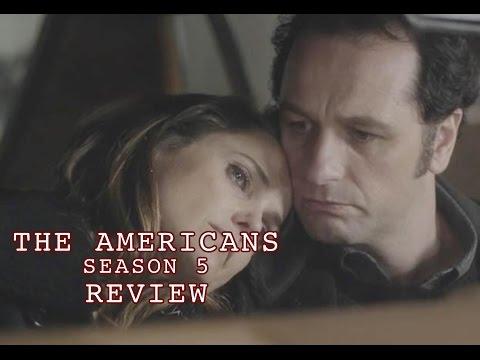 The Americans Season 5 Review - Keri Russell, Matthew Rhys