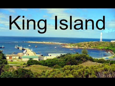 King Island, Tasmania - tourist attractions and things to do