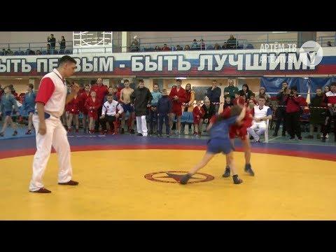 Рязань,  Якутия, Южная Корея. Самбисты из 18 городов состязались в Международном турнире  в Артёме