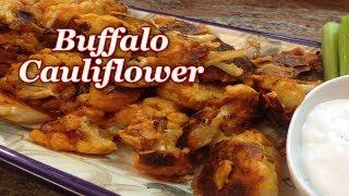 "Buffalo Cauliflower ""Wings"""