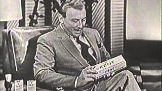 Old Cigarette Commercial - Kent Cigarettes (1956)