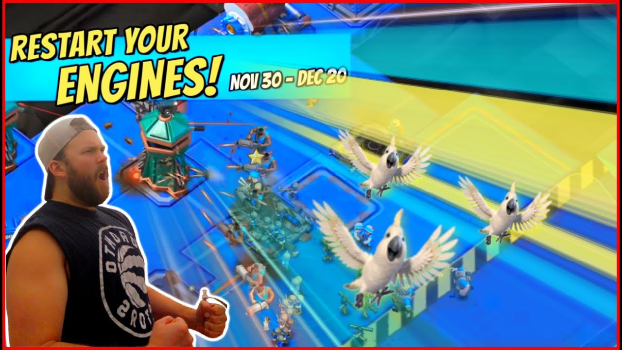 Season 17 = A RESTART?! ... // Boom Beach Warships