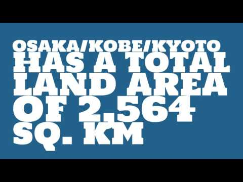 When was Osaka/Kobe/Kyoto elected?