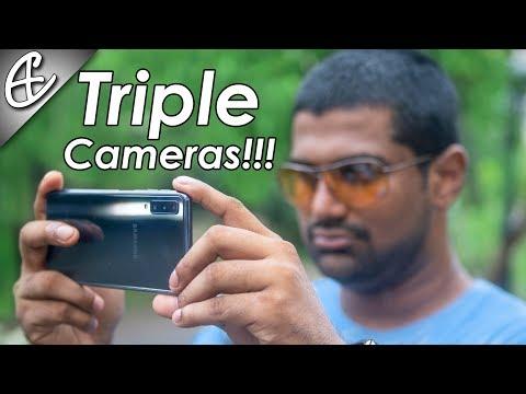 Samsung Galaxy A7 2018 - Triple Camera In-Depth Review!