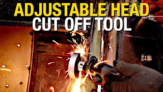 Why You NEED the Adjustable Head Cut Off Tool for your Metal Fab Projects! Eastwood