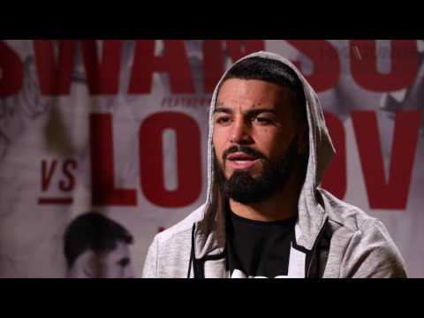 MIke Perry ready to use imagination 'to do things that have not been done before' at UFC Fight Night