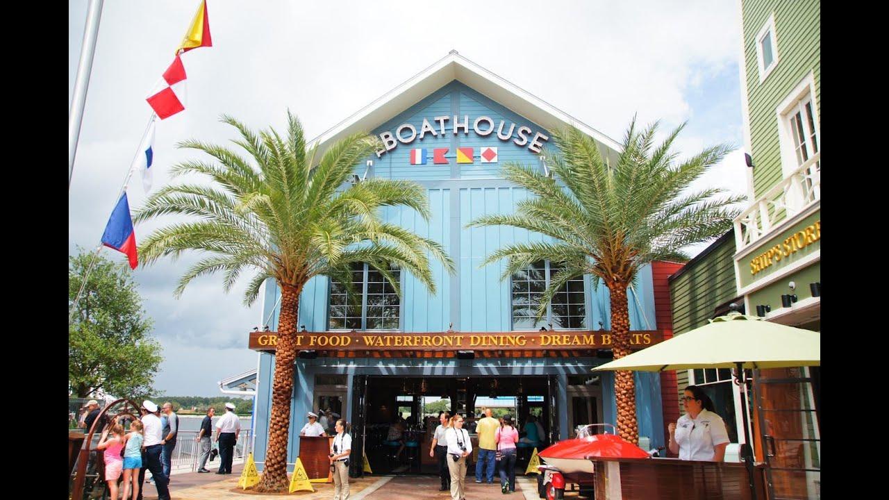 Restaurants In Disney Downtown Orlando