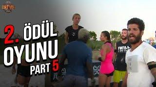 2. Ödül Oyunu 5. Part   28. Bölüm   Survivor Türkiye - Yunanistan
