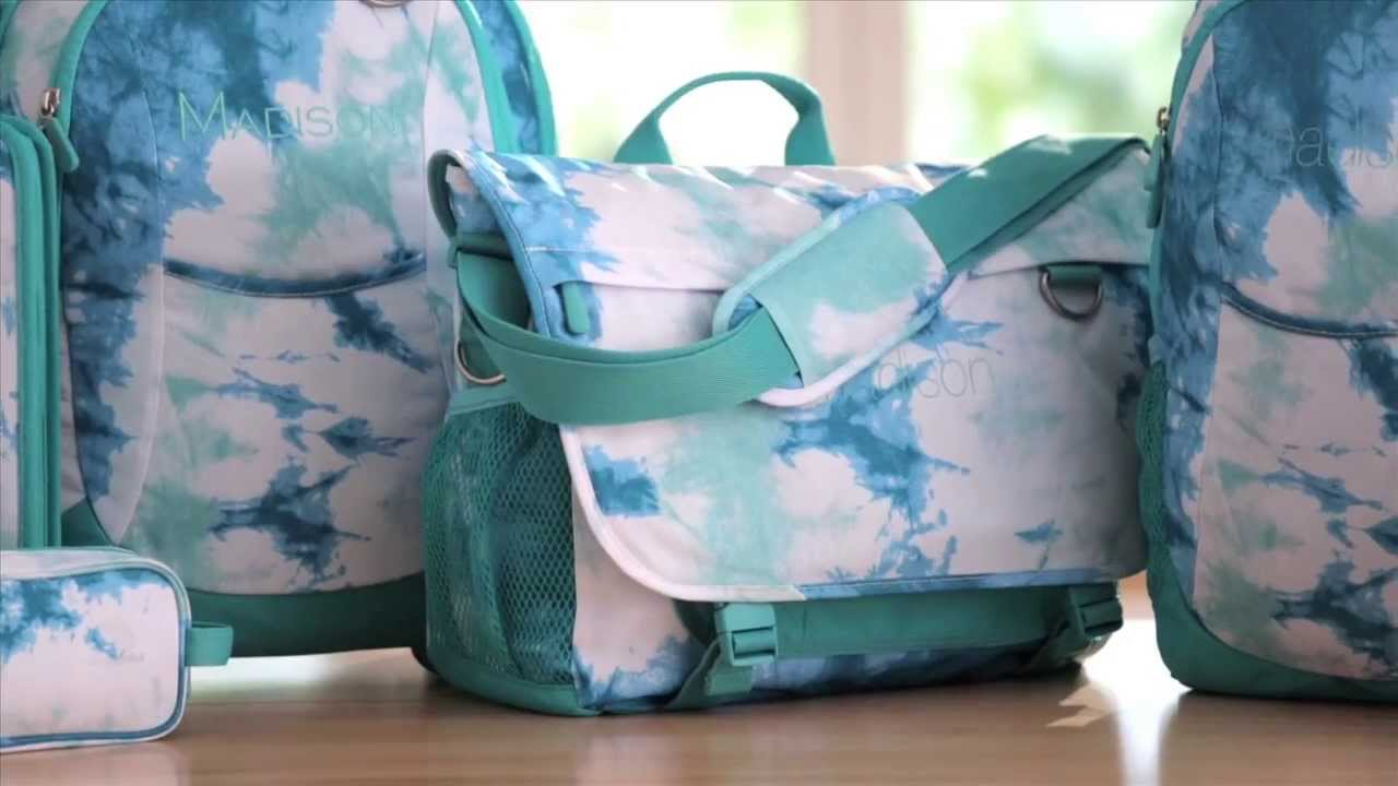 Tie Dye Backpacks For Girls   PBteen - YouTube abb782b5b2