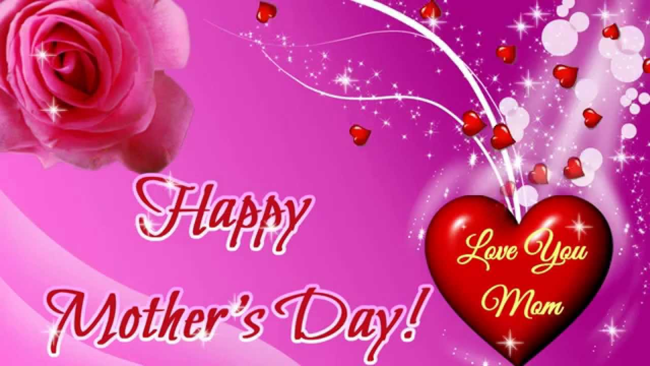 Happy mothers day greeting card 2016 youtube kristyandbryce Image collections