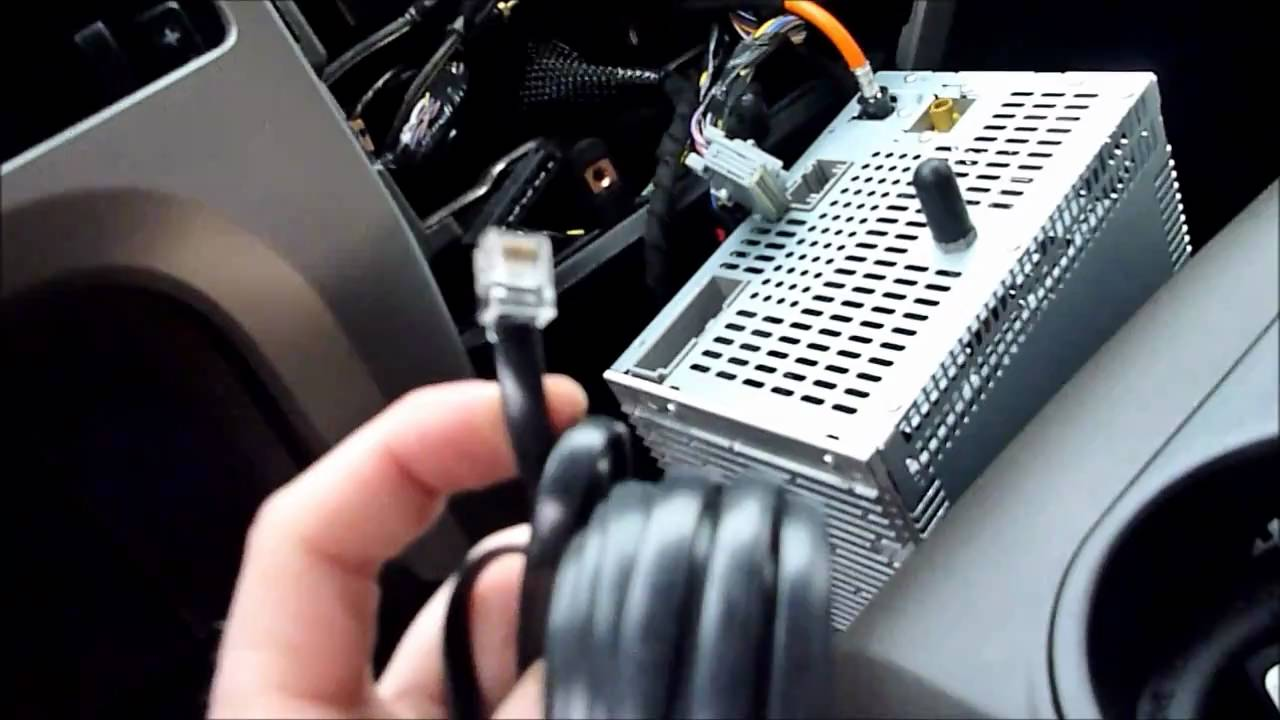 maxresdefault 2010 f 150 amplifier installation part two youtube 2009 ford f150 wiring harness at bayanpartner.co