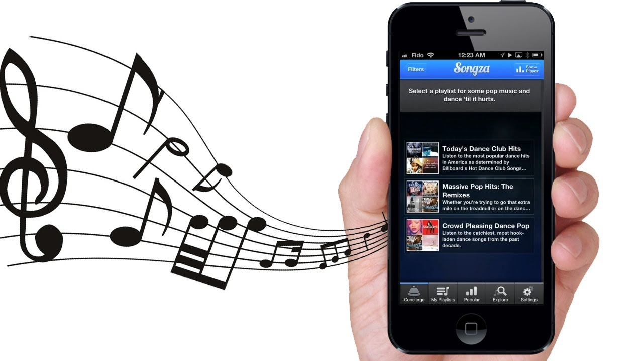 free music apps for iphone best free app in high quality for iphone ipod 2407