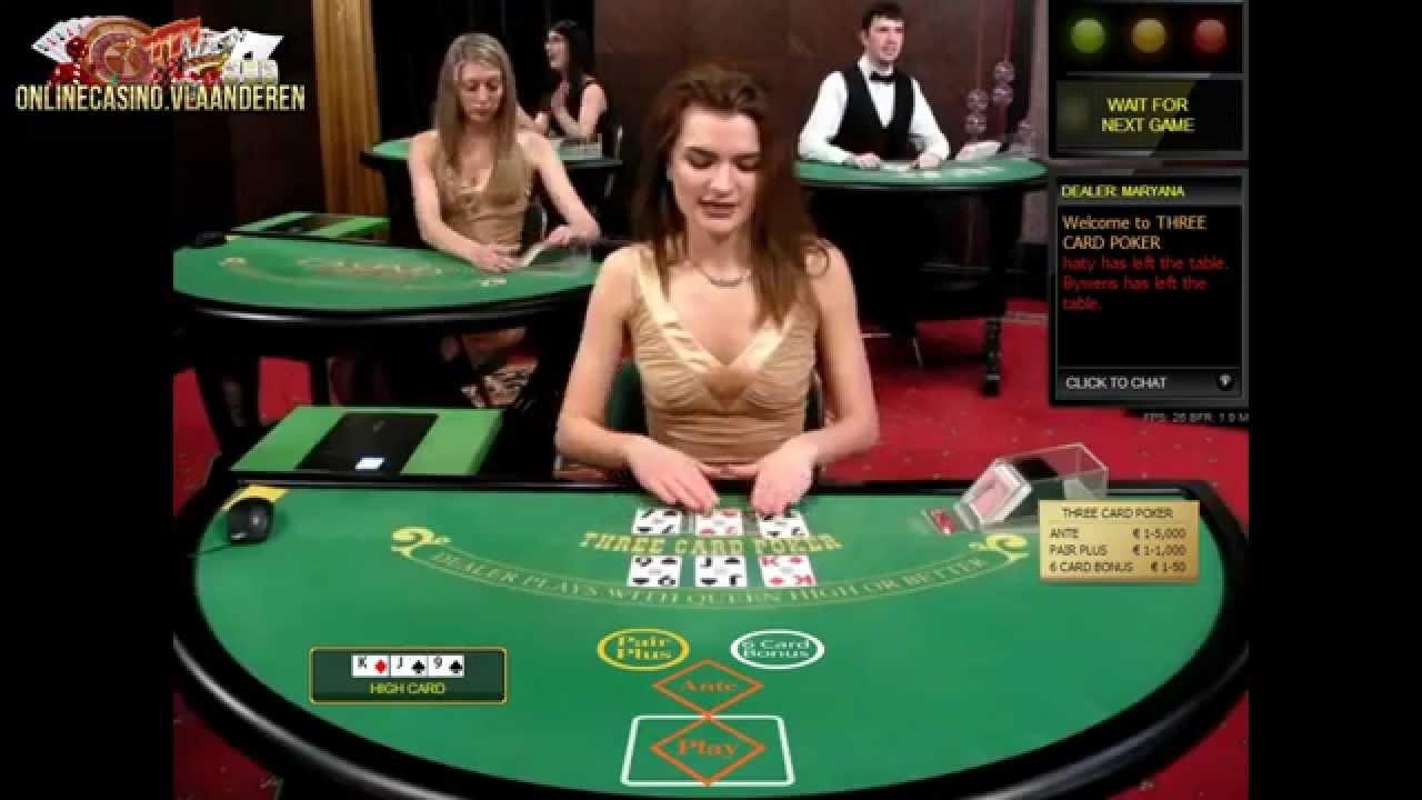 Poker evolution