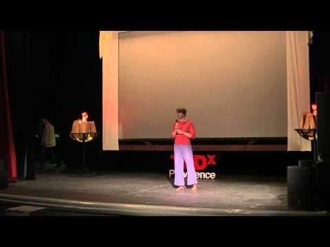 When embarking, pack some gumption (and tenderness)   Shura Baryshnikov   TEDxProvidence