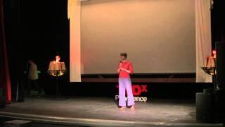 When embarking, pack some gumption (and tenderness) | Shura Baryshnikov | TEDxProvidence