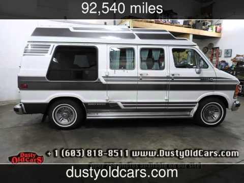 1990 Dodge Conversion Van Used Cars
