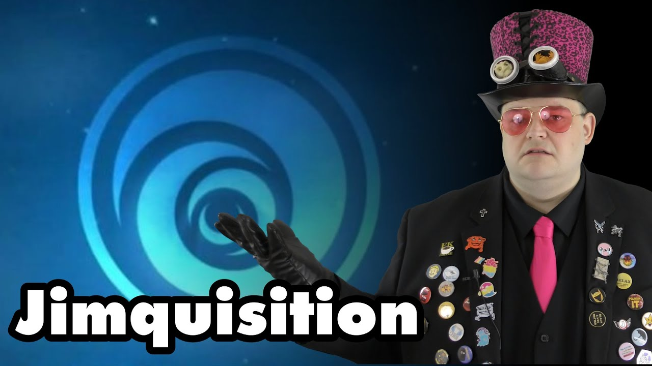A Truly Fucked Up Industry (The Jimquisition)
