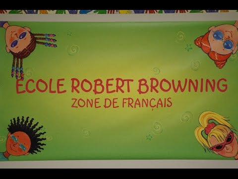 Welcome to École Robert Browning!