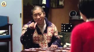 いいなCM JP 郵便局 澤部佑 波瑠 「ちゃんと年賀状・その1(決意)」篇 ...